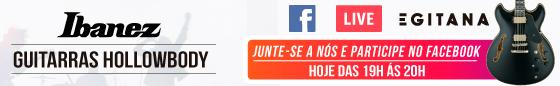 Hoje live Facebook